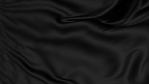Black Fabric Textile Background Stock Video Footage