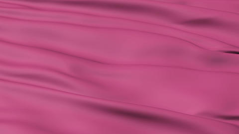 Hot Pink Fabric Texture Stock Video Footage