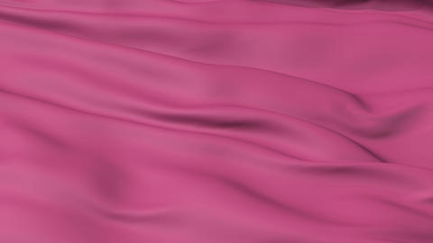 Hot Pink Fabric Texture Animation