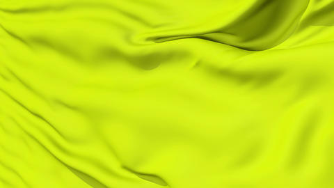Rippled Yellow Fabric Background Stock Video Footage
