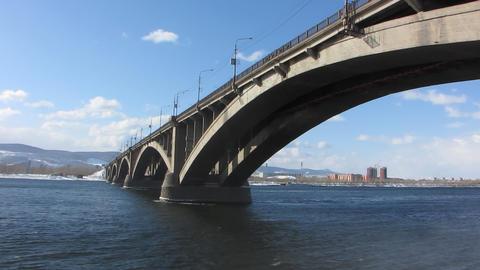 Bridge 4 Stock Video Footage