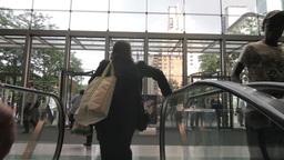 NYC Escalator Footage