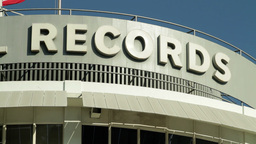 Capitol Records Building 01 Footage