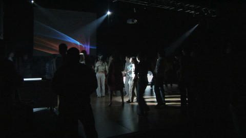 Nightclub People Dancing