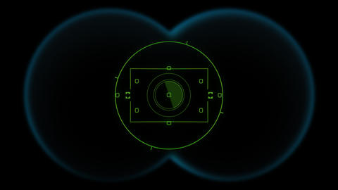 Night Vision stock footage
