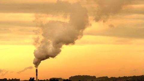 Environmental pollution Footage