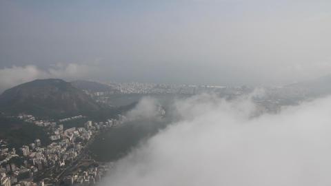 Panorama of Rio de Janeiro Live Action
