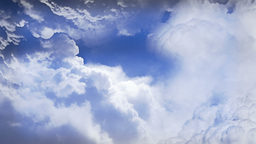 Sky Flying Through Clouds Animation 1 Animation
