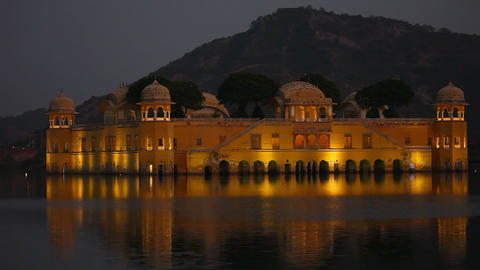 Jal Mahal Footage