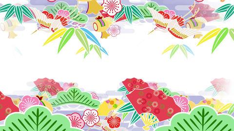 Japanese Pattern Engimono As 1 4k Animation