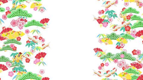 Japanese Pattern Engimono C 1 4k Animation