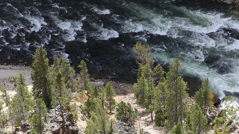 Yellowstone River Footage
