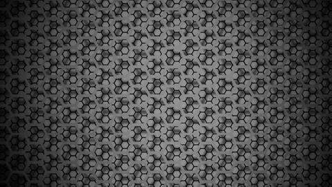 hexagonal shadow pattern Animation