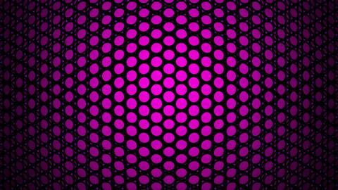 purple dot lights Animation