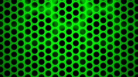 green dot cage Animation
