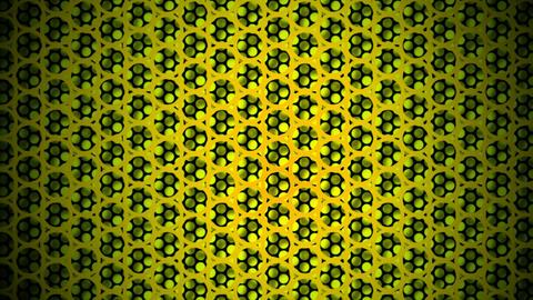 green dot pattern Animation