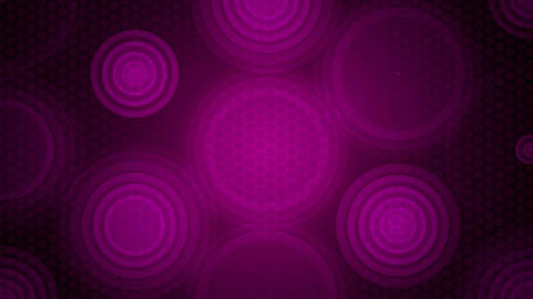 purple dots background Animation