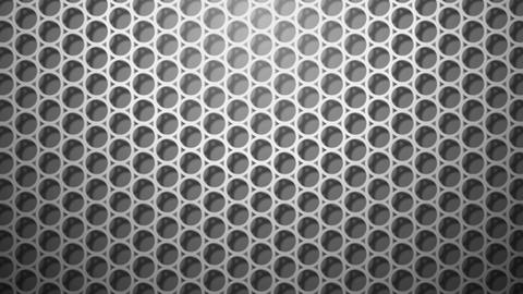 monochrome dot shading Animation