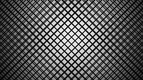 white rhombus lights Animation