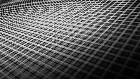 rhombus greyscale grid Animation
