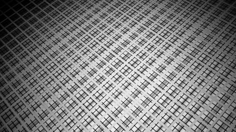grey lights rhombus Animation