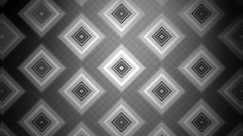 rhombus white pattern Animation