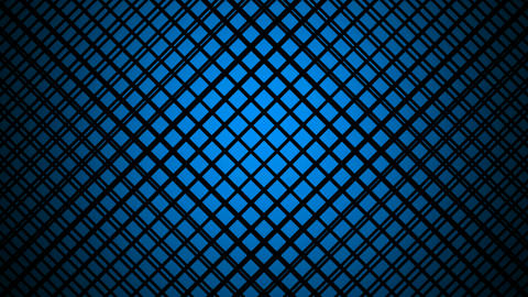 blue rhombus lights Animation