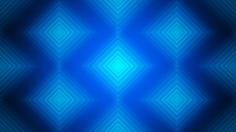 blue rhombus array Animation