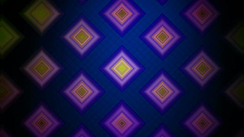 rhombus tile pattern Animation