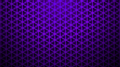 Purple Triangle Border stock footage