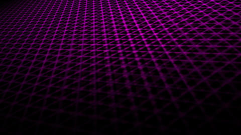 triangular grid purple Animation