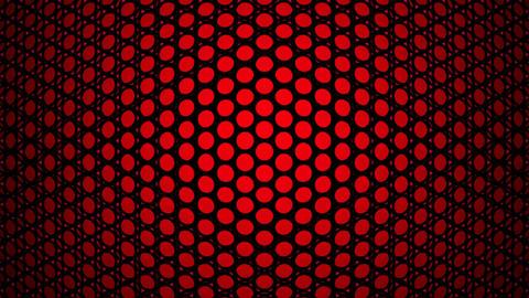 red dot lights Animation