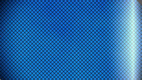 blue rhombus background Animation