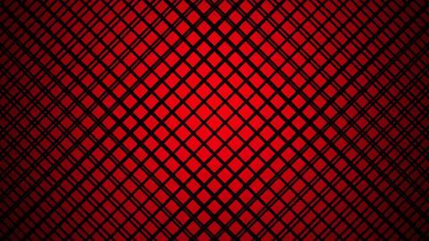 red rhombus lights Animation