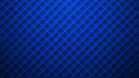 blue rhombus border Animation