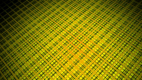yellow lights rhombus Animation