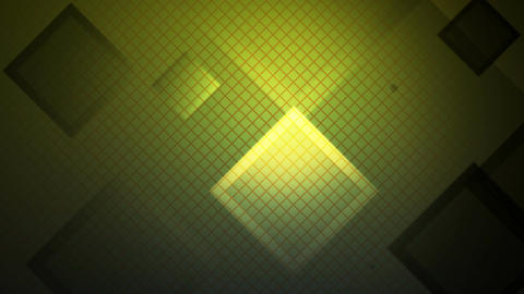 green lights rhombus Animation