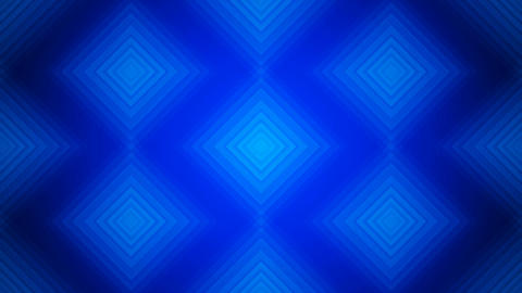 blue rhombus array Animation