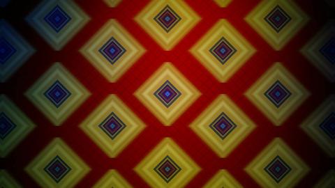 rhombus tile pattern Animation