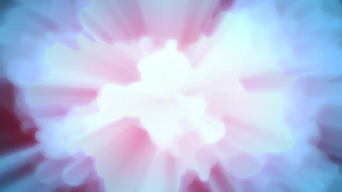 Glowing Shine Abstract Background Loop 2 stock footage