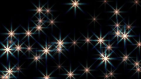 STAR Loop Animation