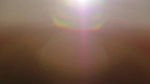 Real Lens Flare Live Action