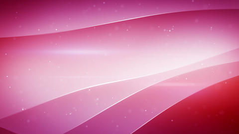 smooth pink waving loopable background Animation