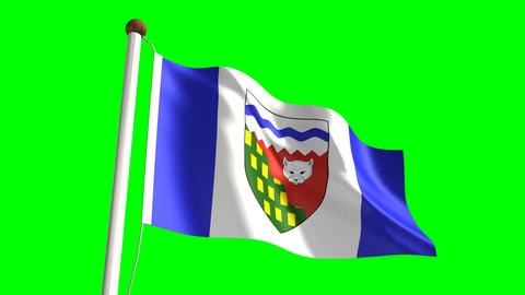 Canadian State Flags 2