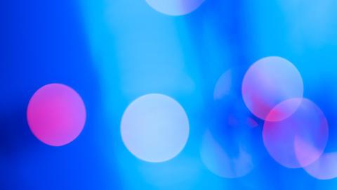 Blue elegant motion background Footage