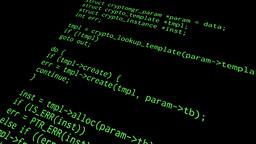 Source code diagonal Footage