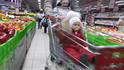 Vegetables At The Supermarket. 2