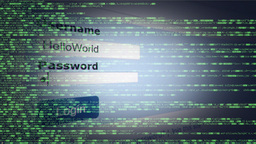 Source code hacker login username password Footage