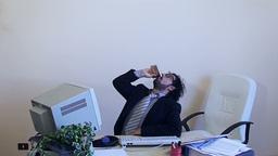 OW Drunk employee Footage