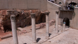 jerusalem street 3 Footage